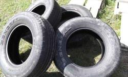 $80 Set of 4 Tires