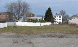 84 Progress St Fall River, Buildable single family lot in
