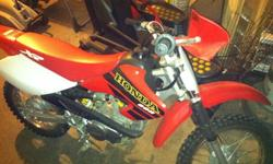 $850 OBO 2001 Honda XR80 Dirt Bike