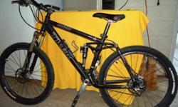 $850 TREK - 2004 Liquid 30 Freeride Full Suspension