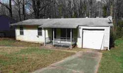 854 Cascade Dr Forest Park, Nice Three BR/One BA home in .