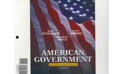 $85 OBO American Government, Roots and Reform - 2011 Edition