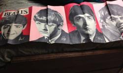 $85 The Beatles (Dell Publishing, 1964). Fold-Out Poster