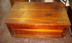 $85 very large cedar chest (danville)