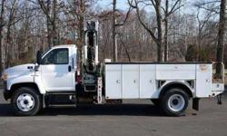 8636 - Chevy C7500; Imt 1295/9000 Knuckleboom; 11' Utility