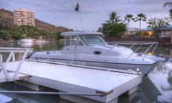 $86,000 2008 New Glacier Bay 2685 Catamaran Fishing Boat