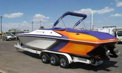$88,000 2006 Magic Sorcerer Bowrider in Arizona
