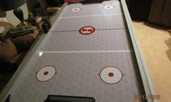 $89 6' Air Hockey Table - barely used