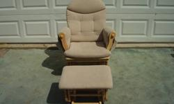 $89 Rocking chair/and foot stool free delivery