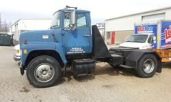 $8,000 Combo- 1977 Ford 8000 Truck and 12 Ton Backhoe Pro