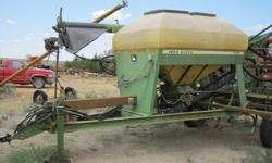 $8,000 John Deere 770 Air Seeder