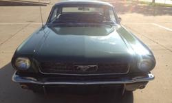 $8,000 OBO 1966 Ford Mustang