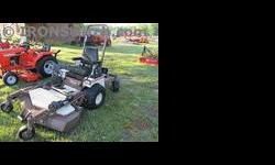 $8,200 Grasshopper 620 T Mower/Zero Turn