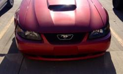 $8,400 OBO 2002 Ford Mustang GT Convertible