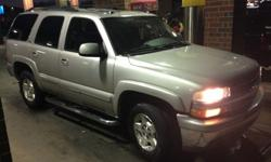 $8,495 OBO 2004 Silver Tahoe LT (Reduced $500)