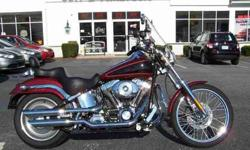 $8,495 Used 2000 Harley Davidson Deuce Softail for sale.