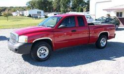 $8,495 Used 2005 Dodge Dakota for sale.