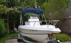 $8,500 1996 Wellcraft 190 CCF