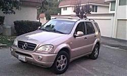 $8,500 2001 Mercedes ML430 4x4 AMG Sport Package 3rd row