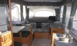 $8,500 Fleetwood Niagara Pop Up Camper