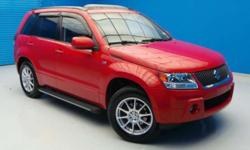 $8,510 2006 Suzuki Grand Vitara Luxury