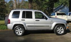$8,600 OBO jeep liberty limited for sale