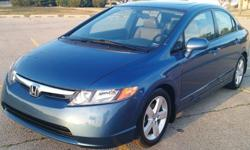 $8,699 OBO 2008 Honda Civic EXL 47k Miles Leather