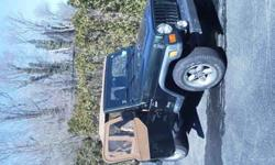 $8,750 1997 Jeep Wrangler Sport_Soft Top_ Only 26xxx miles!