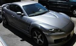 $8,800 2005 Mazda Rx-8 Coupe 4d Low Miles!