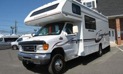 $8,855 Model Winnebago Minnie 24V 25'7""