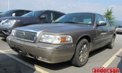 $8,889 2006 Mercury Grand Marquis LS Limited