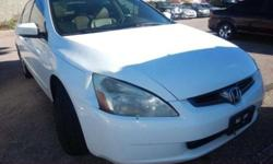 $8,894 2004 Honda Accord Sdn EX