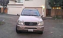 $8,900 2001 Mercedes Ml430 4x4 Amg Sport Package 3rd Row