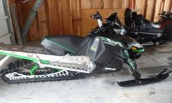 $8,900 New 2012 Arctic Cat M8
