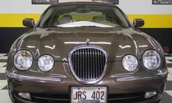 $8,900 Used 2001 Jaguar S-Type 4dr Sdn V6 Sedan, 97,850