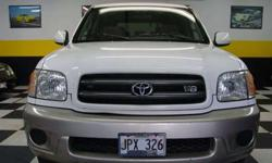 $8,900 Used 2001 Toyota Sequoia 4dr SR5 SUV, 153,443 miles