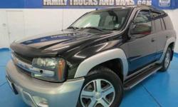$8,988 2005 Chevrolet TrailBlazer LT Sunroof Leather 4x4
