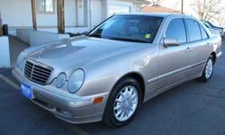 $8,990 Used 2000 Mercedes-Benz E-Class for sale.