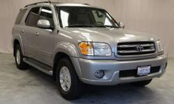 $8,991 2002 Toyota Sequoia Limited