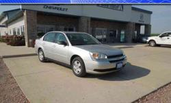 $8,995 Used 2005 Chevrolet Malibu for sale.