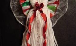 $8 Hand Crafted Christmas Angels