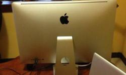 $900 apple iMac 27 inch 12gb ram keyboard and mouse wirilles