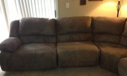 $900 Large Tan Sectional