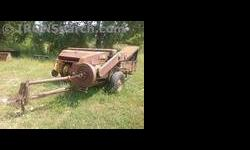 $900 New Holland 68 Baler/Square