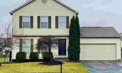 9045 Holquest Drive Lewis Center Three BR, New home for the