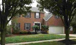 916 Andover Woods Lane Lexington Five BR, This beautiful