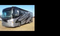 $92,500 2008 Coachmen Cross Country 382ds