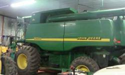 $92,900 2000 John Deere 9650 STS for sale by Private Seller
