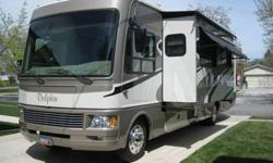 $94,000 2008 Dolphin Motorhome - By Original owner