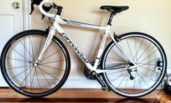 $950 Bicycle for Sale- 2011 Women's 51cm Cannondale Synapse